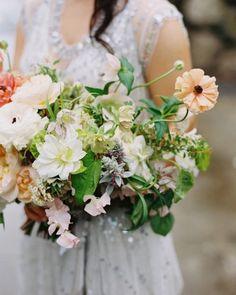 Sydney And Christina's Elegant New York Nuptials - Sydney's Bouquet