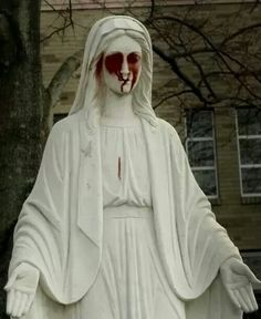 Need one for the garden. Anyone know where to buy a crying blood Mary statue? Anyone?