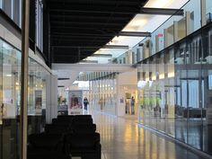 Columbus Learning Center, Kohn Pedersen Fox Associates, Design Architect, Kevin Kennon former design partner   photo by Ricky Berkey