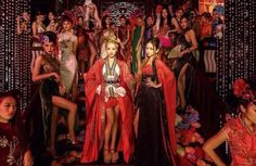 "Jolin Tsai collaborates with Japanese superstar, Namie Amuro, for the first time in their song, ""I'm Not Yours""."