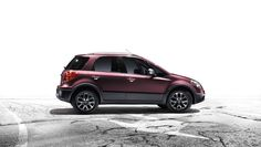 Fiat Sedici MY 2012