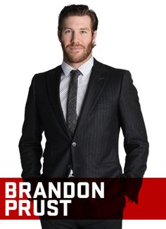 Really missing Brandon Prust Hot Hockey Players, Nhl Players, Hockey Teams, Montreal Canadiens, Number 8, Chucky, Pittsburgh Penguins, How To Look Better, Suit Jacket