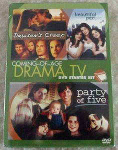 Drama TV DVD Starter Set Dawson's Creek, Party of Five, Beautiful People NEW