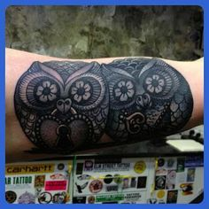 This would be a cool tattoo to get in the future!