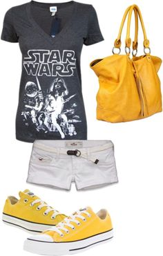 star wars, created by nicseb23 on Polyvore