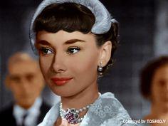 Audrey Hepburn, Roman Holiday ( 1953)