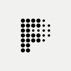 FP Contemporary monogram by British freelance logo designer Richard Baird - richardbaird.com