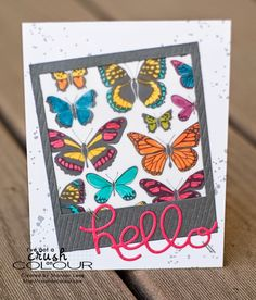 Crush On Colour: 2 Days Left of Sale-A-Bration! Sheer Perfection Vellum (Stampin' Up SAB 2015, Hello You and On Film Framelits)