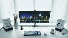 Beautiful deskscape