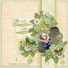 Playful Spring and a freebie!