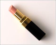 Chanel Empreinte Rouge Coco Shine...best nude lipstick EVER