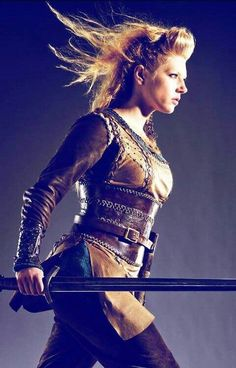 Loveee her !!! Lagertha