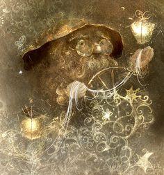 """Polina Yakovleva aka """"smokepaint"""" on Deviant Art"""