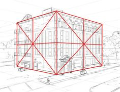 How to draw and paint architecture | Illustration | Creative Bloq