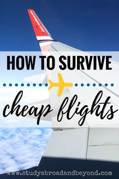 Booked some EasyJet? Ready to go on Wizz? Rocking it with Ryanair? Read these tips to prepare for your trip with a low-cost carrier!   Study Abroad and Beyond