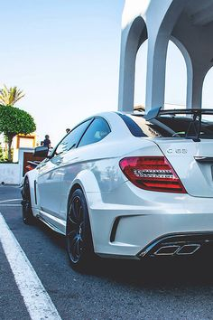 Mercedes C63 AMG | Black Series...