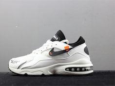 half off c51f9 0b2f4 Off White x Off Nike Air Max 93 AJ3061-300