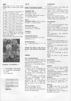 Album Archive - Dukketøj til Baby Born 2 - Ingelise Knitted Doll Patterns, Knitted Dolls, Doll Clothes Patterns, Baby Knitting Patterns, Clothing Patterns, Crochet Barbie Clothes, Baby Born, Album, Archive