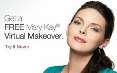 Have fun trying new colors on the Virtual Makeover.... Just go to http://www.marykay.com/pward2021 and register on my site and check it out... Go to Tips and Trends go to Makeover and Beauty Tools click on Virtual Makeover and let the fun being..
