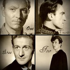 Before they became The Doctor