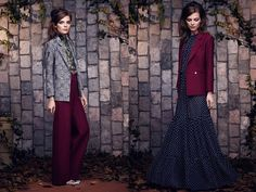 The Continental: Saloni London Pre Autumn/Winter 2015/2016 New York Fashion Week