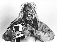 Georges Clinton 1996 by Christian Rose