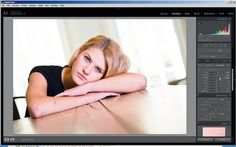 Lightroom tips to give your portraits a professional finish: step 1