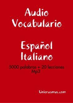 Curso de lengua: Audio Vocabulario Espaol  Italiano