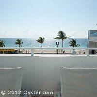 Beautiful Ocean Views from the Mezzanine Level Pool Deck at Westin Beach Resort in Ft Lauderdale. Beautiful reception area!