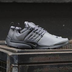 The Nike Air Presto gets fitted with sturdier materials to battle the harsher elements of winter. See more the Air Presto Utility on SneakerNews.com. #asics #tagforlikes #sneakerfreak