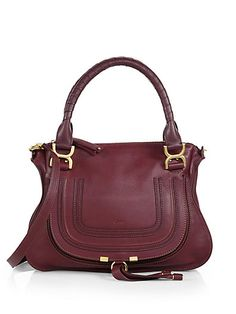 Gorgeous Chloe satchel - receive a $150 Saks Gift Cards with code:  NOV2014 http://rstyle.me/n/s7itvnyg6