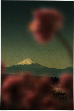 "albarrancabrera:  Albarrán Cabrera""The Mouth of Krishna"" Japan, 2013. #243. Pigments, gampi paper and gold leaf."