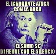 JUANA MACEDO  Facundo Cabral  Biblia  Viajes  Reflexiones: El ignorante ataca con la boca, el sabio se defien...