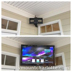 47 Best Outdoor TV Wall Mounting images in 2018 | Outdoor tv