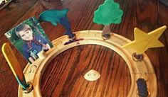 How The Sun Rose: Around the Sun and a DIY Birthday Ring- made from train tracks!!!!