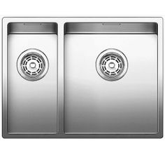 Spoelbak Blanco Claron 180/340 517225 580€ incl. 21% btw Undermount Sink, Washing Machine, Home Appliances, F40, Pond, Image, House, White People, Steel