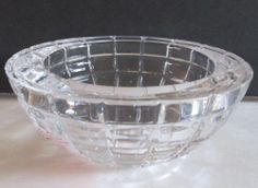 Emerald Votive Fifth Avenue Crystal Candle Holder / Dish / Bowl Decor in Box