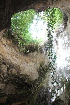Parcours Troglodytique old  cave homes