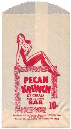 Pecan... have sex sell your icecream.. brilliant ha!