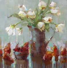 Barbara Flowers-White Flowers #67