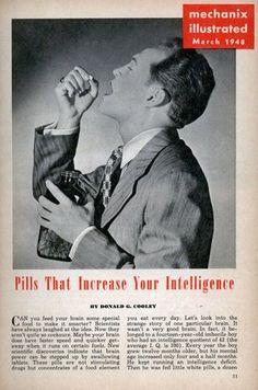 Drogas inteligentes. Transhumanismo y Nootrópicos