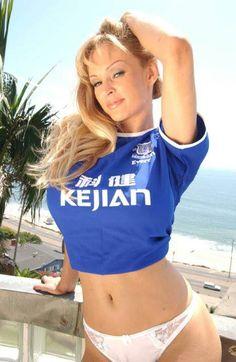 Everton babe
