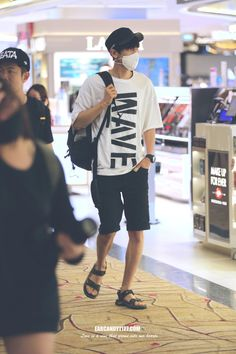 150701: EXO Park Chanyeol; Brunei Airport to Incheon Airport #exok #fashion #style #kfashion #kstyle