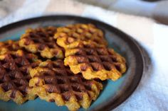 Allergy Friendly Waffles (AIP, Paleo, Vegan) | Don't Eat the Spatula