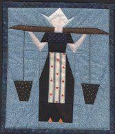 Dutch girl quilt