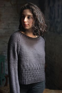 Ravelry: Creme de Yvette pattern by Thea Colman Ravelry Free Knitting Patterns, Baby Boy Knitting Patterns, Textiles, Sweaters For Women, Couture, Blouse, Crochet, Knits, Profile