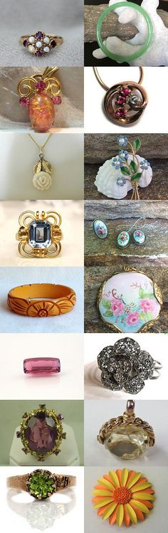 Think Spring! by Jeff and Suzanne Ridinger on Etsy--Pinned with TreasuryPin.com