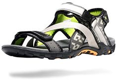 MNEW AT-M102-GK_260 (US M 8) Atika Men's sport sandals tesla Pampas trail outdoor sandal water shoes aqua running slide boots M102 ** FIND OUT ADDITIONAL DETAILS @: http://www.best-outdoorgear.com/mnew-at-m102-gk_260-us-m-8-atika-mens-sport-sandals-tesla-pampas-trail-outdoor-sandal-water-shoes-aqua-running-slide-boots-m102/