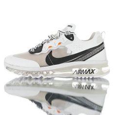 d42fb42e82 Mens Running Shoes NIKE AIR MAX 2017 x React Element 87 White Black AQ1019 -006