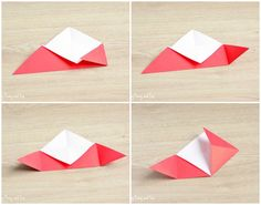 What a wonderful Valentine heart corner bookmarks can be, and you can even make them super personal by scribbling a special little note on them. Corner bookmarks are a great origami for kids and beginners and with some scissor magic afterwards, you can easily transform them into a heart. Heart Corner Bookmarks What you need …